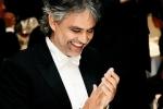 Pasakai – A.Bocelli dėmesys