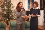 Pasakų knygos Sparnuotosios raidės pristatymo renginys