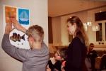 Vaikai atidarė parodą, kurią reikia apžiūrėti užsimerkus