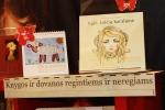 Žmonės su regos negalia taip pat kviečiami į Vilniaus Knygų Mugę 2015