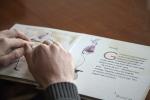 Nauja knyga regintiems ir neregiams skaitytojams – unikalus Leonardo Da Vinčio pasakų rinkinys