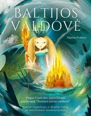 """Sakmė """"Baltijos valdovė"""" reginčiųjų ir Brailio raštu"""